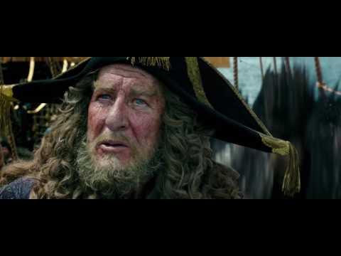 Piráti z Karibiku: Salazarova pomsta - oficiální trailer (2017) český dabing