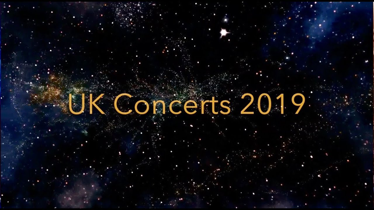 TANGERINE DREAM - UK CONCERTS 2019  (UPDATE)