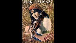 AL B CONEY Fiddlesticks Rag (1912) ragtime piano solo version