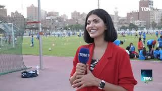 محمد كمال لاعب منتخب مصر في دورة ألعاب البارالمبية قدر يتحدى ظروفه الصعبة وبقي بطل وحقق إنجازات