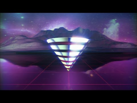 Cinema 4D Tutorial - How to Create a Retro Style Animated GIF in Cinema 4D Part 1