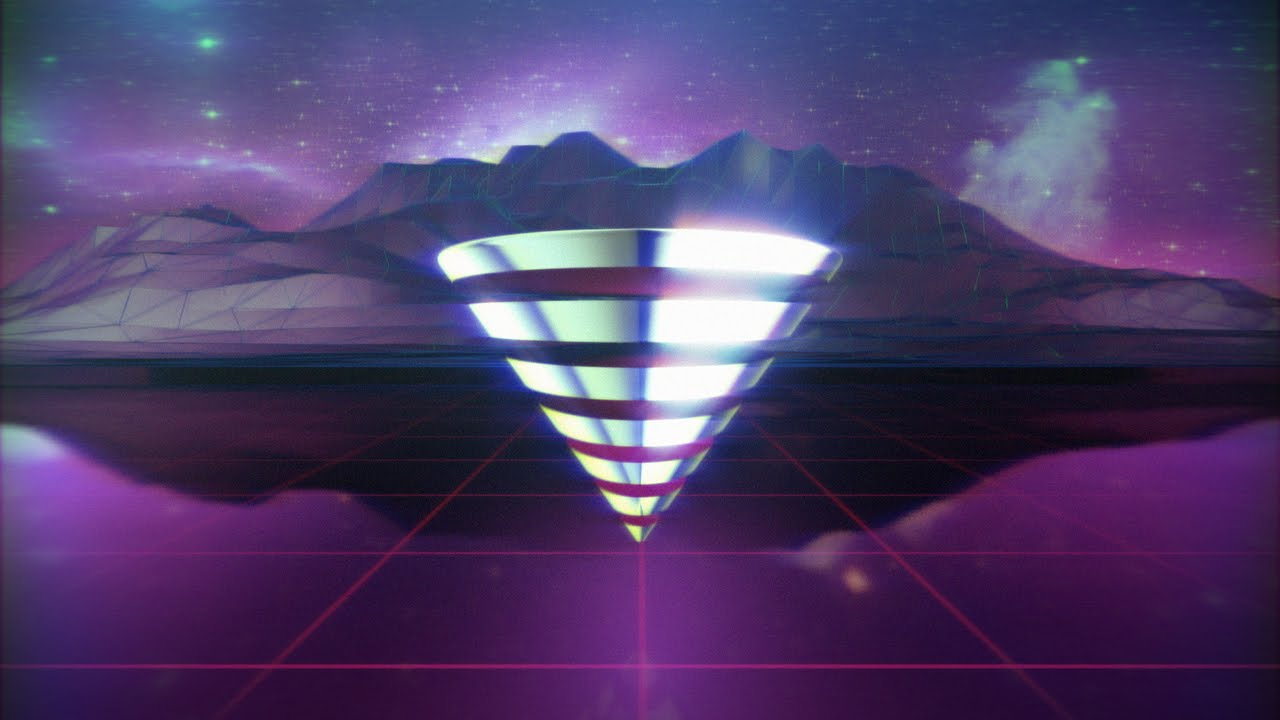 3d Laser Wallpapers Cinema 4d Tutorial How To Create A Retro Style Animated