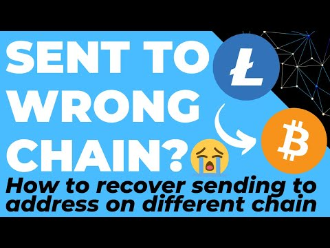 Recover From Sending To An Address From A Different Crypto (LTC To BTC, BTC To LTC, BCH To BTC)