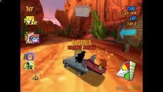 Cartoon Network Racing - Gameplay PS2 HD 720P (PCSX2)