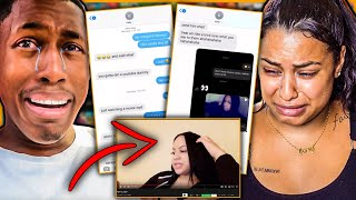 Carmen And Corey Side Chick Speaks Out!? (EXCLUSIVE RECEIPTS)