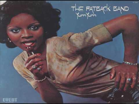 The Fatback Band - Yum Yum LP 1975