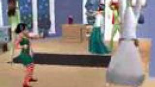 Sims 2 Christmas