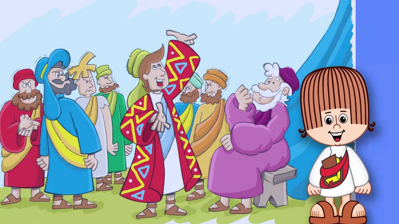 José no Egito - Turma do Cristãozinho