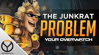 Overwatch: The Junkrat Problem