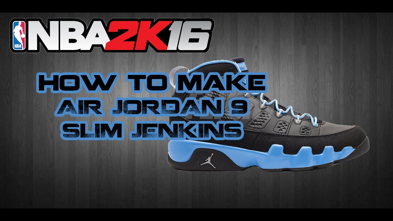 553e618525c5a1 NBA 2K16 CUSTOM SHOES