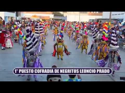CONCURSO NEGRITOS DE HUANUCO 2015 (1er PUESTO,COFRADIA DE NEGRITOS LEONCIO PRADO) EN LIMA-PERU