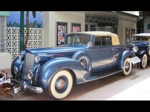 Tour The National Automobile Museum ~ Harrah Classic Vintage Car Collection ~ Reno Nevada