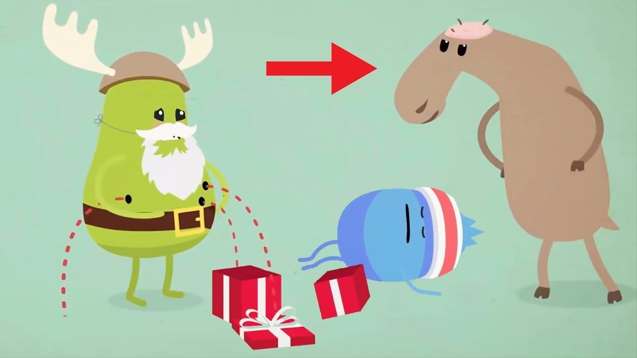 Dumb WAYs To Die New Update - All \'Santa Claus\' Way To Die - Fun ...