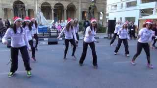 Zumba Choreography - Glee - Jingle Bell Rock - E-Motion Studio