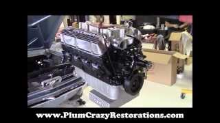 1965 Mustang GT Engine Install