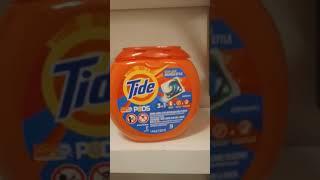 My Tide Pod Experience (Unbelievable!)