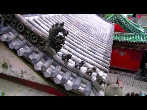 Wudang Shan sacred Daoist mountains in China