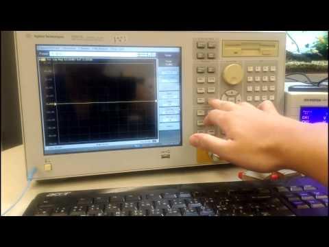 E5061A VNA操作說明 第1部分