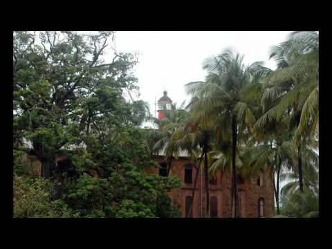 Devil's Island, French Guiana, April 15, 2010