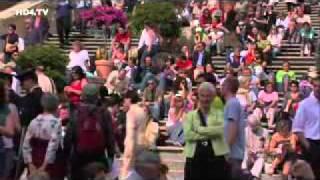 видео Испанская лестница в Риме: фото