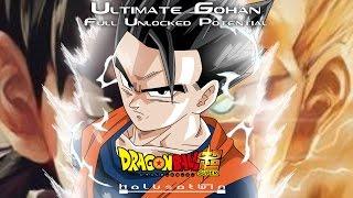 DBS: Ultimate Gohan (Full Unlocked Potential) - HalusaTwin
