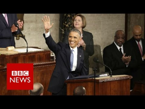 What to watch for in Obama State of Union address – BBC News