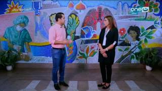 قصر الكلام - حلقة خاصة من داخل مستشفى الأطفال  ابو الريش الجامعي والبرنامج  يتبنى تبرعاتها