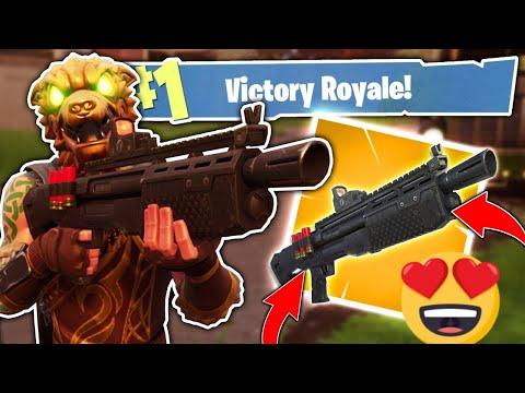 New Heavy Shotgun! - Fortnite Battle Royale Gameplay - w/ Ninja !!!