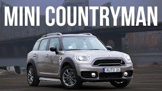 MINI Countryman | Тест-драйв | Обзор гибрида MINI Cooper S E Countryman All4 от Авто 24