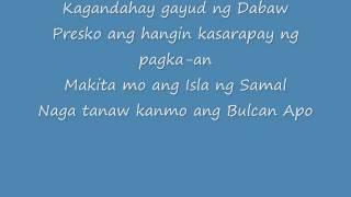 Sa Dabaw Na Ta (kuyaw Kaayo Ba).wmv