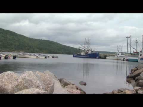 Jigging for Cod, Centreville Newfoundland Part 1 of 4