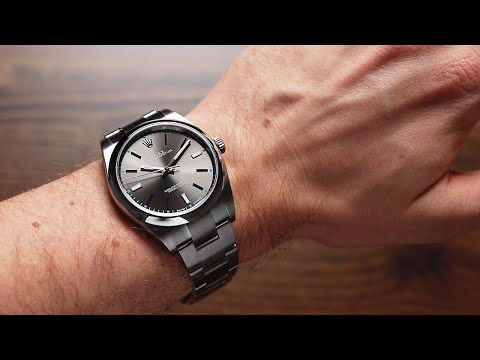 The Rolex Oyster Perpetual Is The PERFECT Entry Level Luxury Watch | Jenni Elle