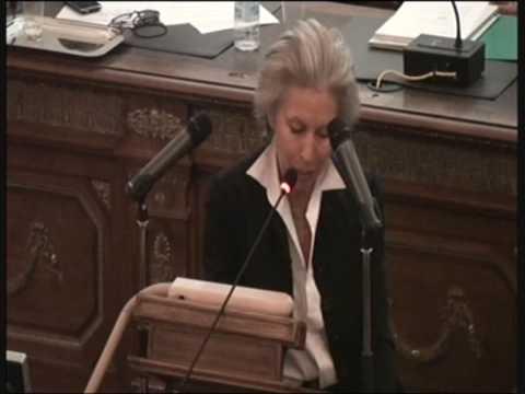 Anne-Marie Charbonneaux, Présidente du Centre National des Arts Plastiques (CNAP)