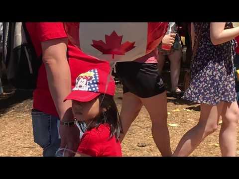 Canada Day 2017  - Granville Island