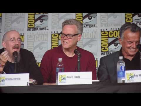 Brian Azzarello interview at SDCC 2016 - Batman: The Killing Joke