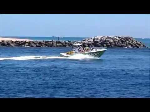 Port Everglades Boat Traffic Part 1