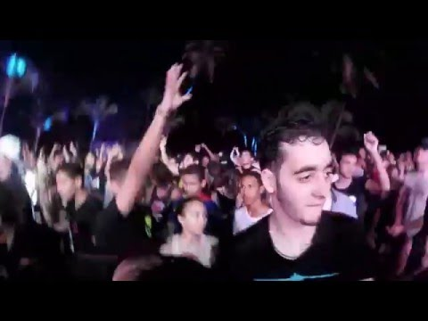 ELECTRIC PARADISE 2015 MOVIE (3 of 5) ''AlunaGeorge, Gorgon City, Diplo & Porter Robinson'' Set