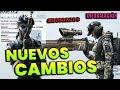 NUEVOS CAMBIOS EN ARMAS PARA SHIFTING TIDES RAINBOW SIX SIEGE EN ESPAÑOL