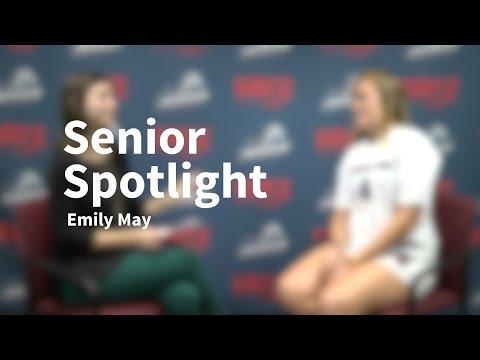 Senior Spotlight Emily May