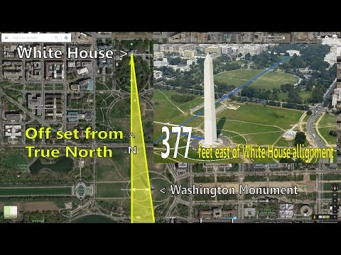 Harmonics- Secret Alignments of the Washington Monument & Pentagon Revealed