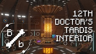DOCTOR WHO | Minecraft TARDIS Showcase | 12th Doctor Interior