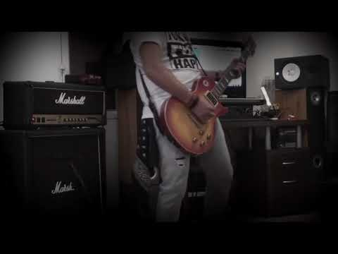 Guns N Roses Don't Cry Tokyo 92 Slash Guitar Solo Cover