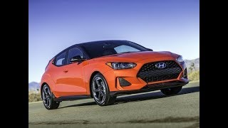 2019 Hyundai Veloster First Look