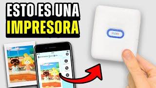 La Impresora MÁS PEQUEÑA para iPhone, Android... y Nintendo Switch 📸 (Imprimir y Unboxing)