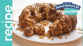 Peanut Butter Monkey Bread Recipe