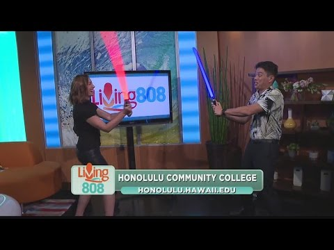 """""""May the Fourth Be with You!"""" at Honolulu Community College"""