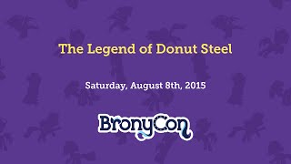 The Legend of Donut Steel