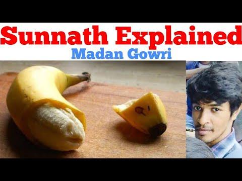 Sunnath Explained   Tamil   Madan Gowri