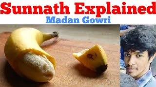 Sunnath Explained | Tamil | Madan Gowri