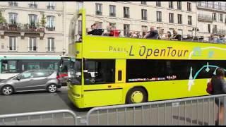 زیر آسمان پاریس شنبه ۲۷ مرداد